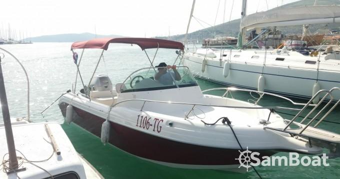 Bootverhuur Atlantic Atlantic 650 wa in Trogir via SamBoat
