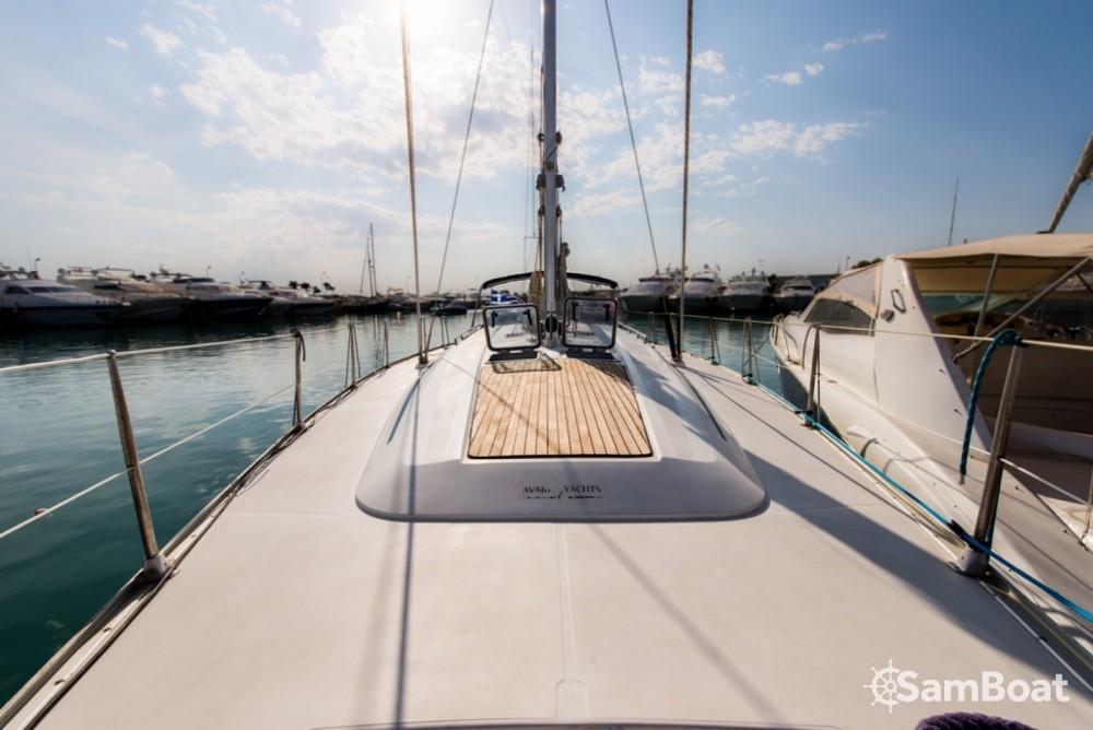 Verhuur Zeilboot in Attica - Bavaria Cruiser 46