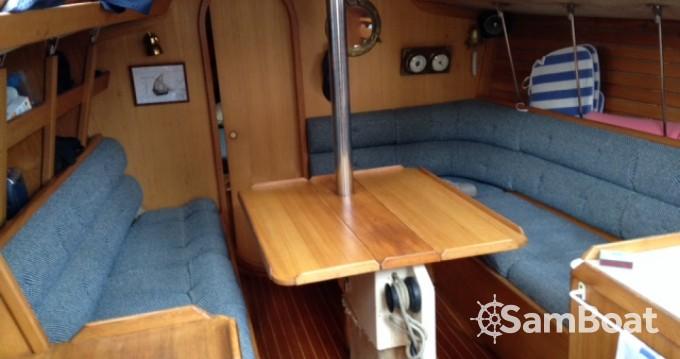 Huur Zeilboot met of zonder schipper Kirie in Deauville