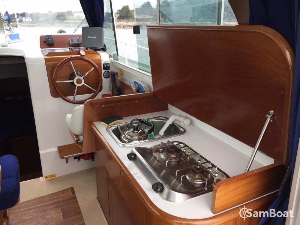 Motorboot te huur in Concarneau voor de beste prijs