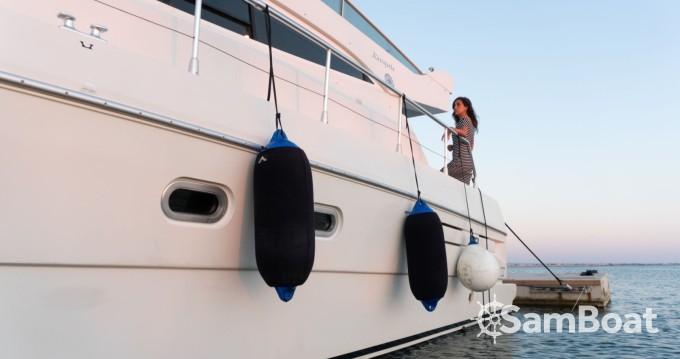 Verhuur Motorboot Raffaelli met vaarbewijs