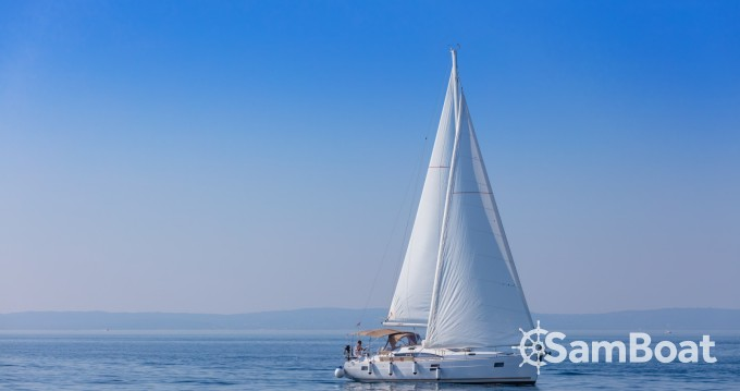 Elan Impression 45 te huur van particulier of professional in Split