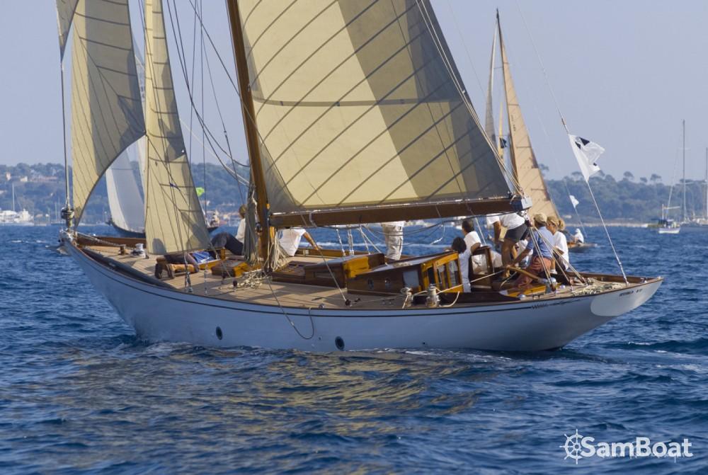 Verhuur Zeilboot in Barcelona - Wiliam-Fife COTRE BERMUDIEN