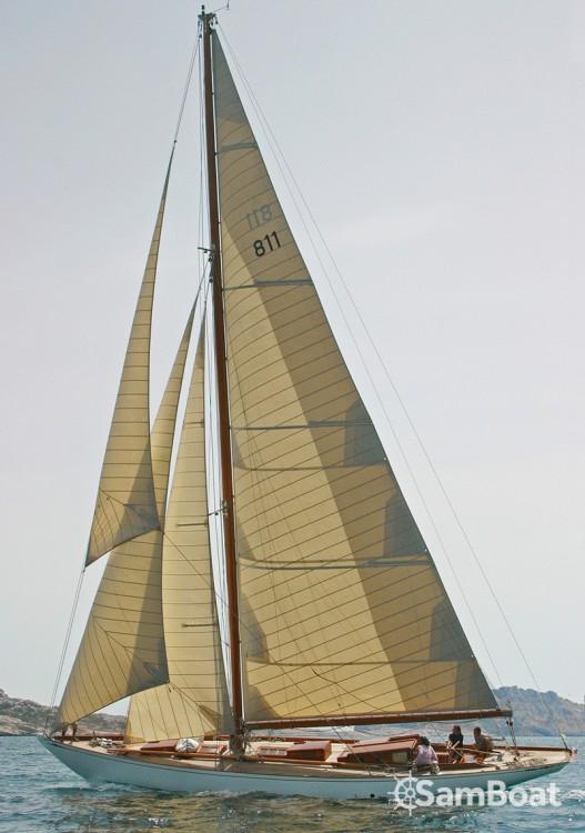 Jachthuur in Barcelona - Wiliam-Fife COTRE BERMUDIEN via SamBoat