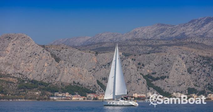 Verhuur Zeilboot in Split - Jeanneau Sun Odyssey 54 DS