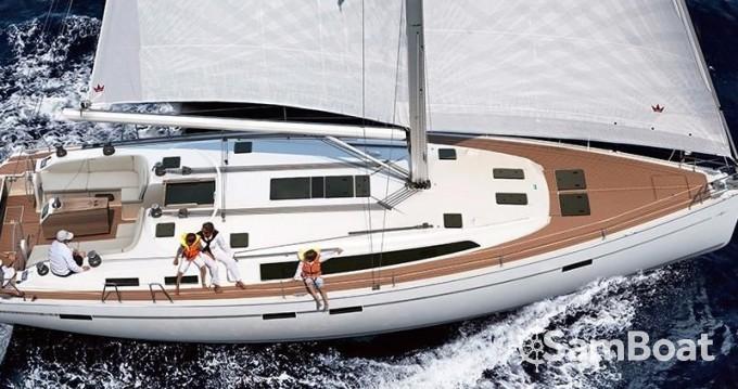 Verhuur Zeilboot in Split - Bavaria Cruiser 51