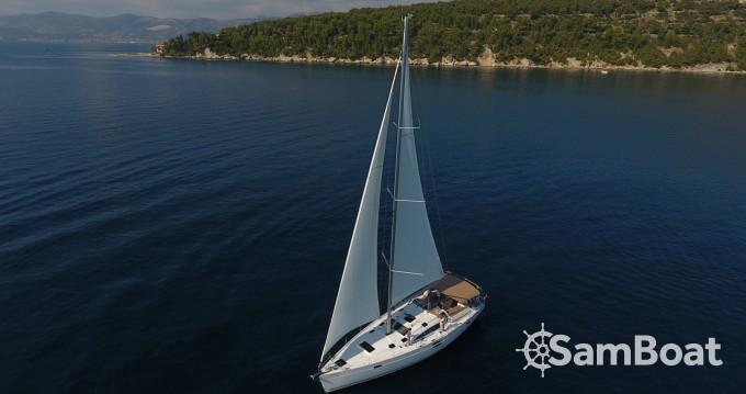 Elan Impression 50 te huur van particulier of professional in Split