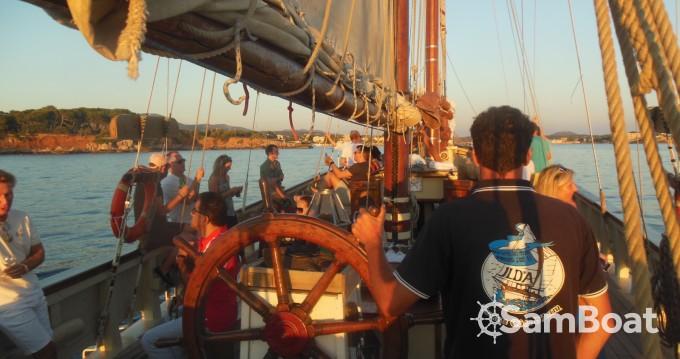 Verhuur Zeilboot Ketch met vaarbewijs