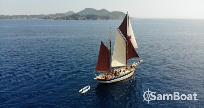 Verhuur Zeilboot in Toulon - Ketch aurique