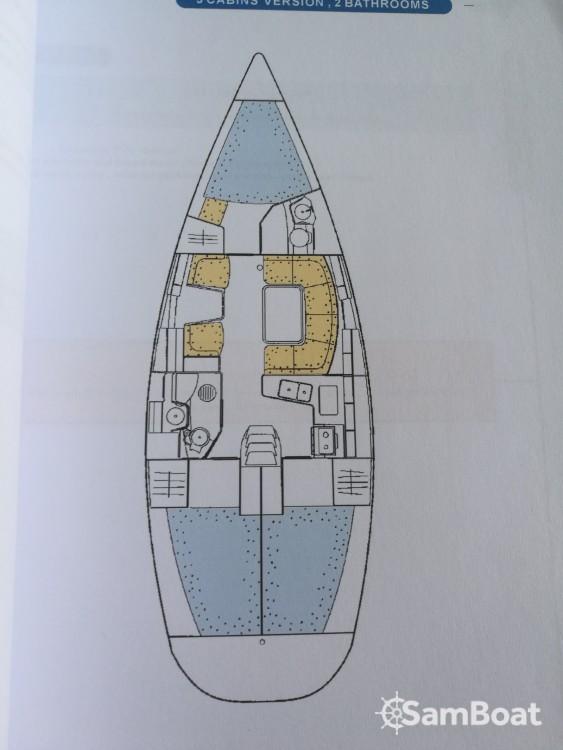 Bootverhuur Jeanneau Sun Odyssey 40 in Split via SamBoat