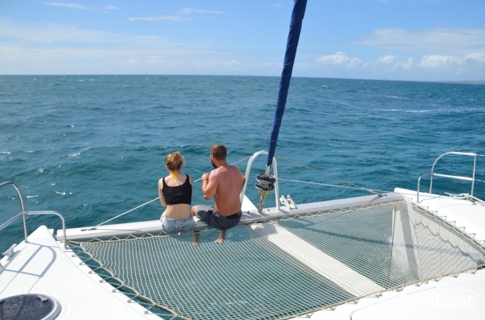 Huur Catamaran met of zonder schipper Fountaine Pajot in Sainte-Anne