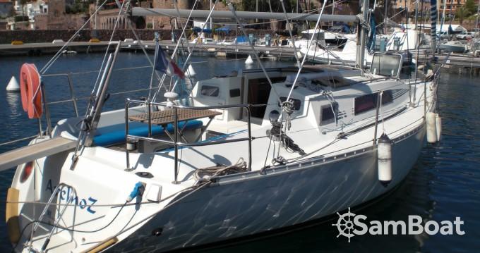 Zeilboot te huur in Mandelieu-la-Napoule voor de beste prijs