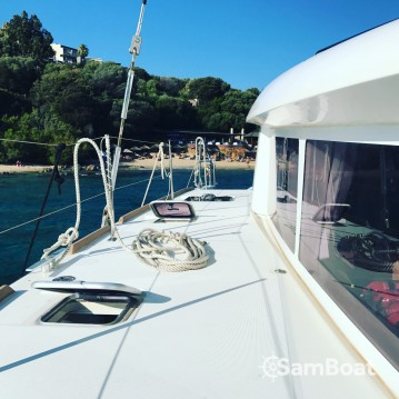 Jachthuur in Propriano - Lagoon Lagoon 400 S2 via SamBoat