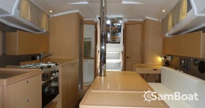 Verhuur Zeilboot in Arzon - Bénéteau Oceanis 35