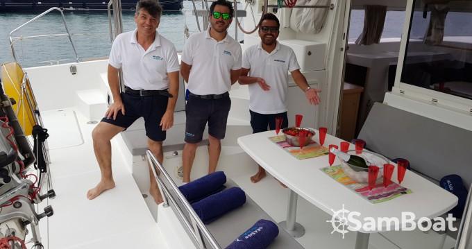 Lagoon Lagoon 400 te huur van particulier of professional in Ibiza Town