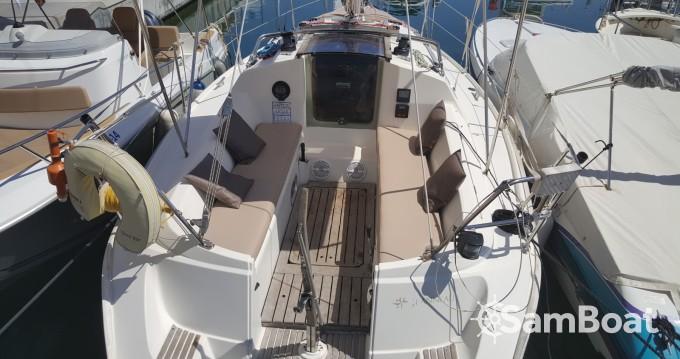 Jeanneau Sun Odyssey 28.1 te huur van particulier of professional in Ibiza Town
