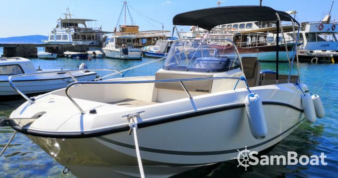 Bootverhuur Quicksilver Activ 605 Open Pack Sport in Zadar via SamBoat