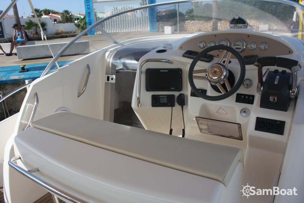 Motorboot te huur in Ciutadella voor de beste prijs