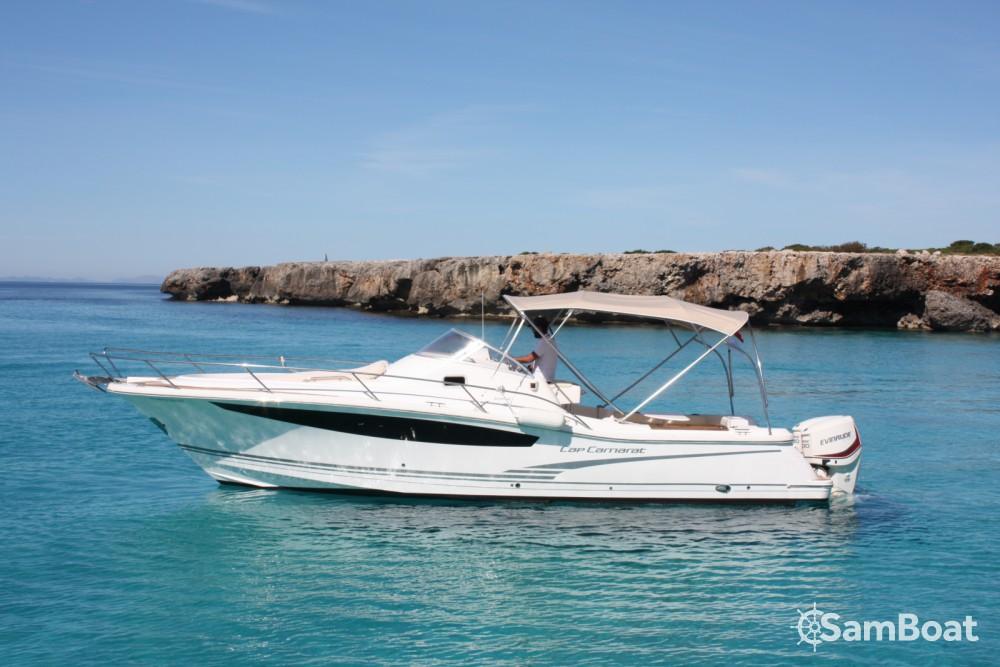 Huur Motorboot met of zonder schipper Jeanneau in Ciutadella