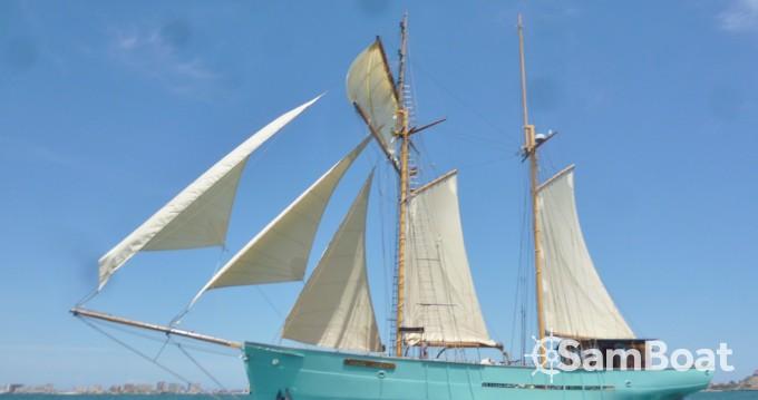 Huur Zeilboot met of zonder schipper West Country schooner in Préveza