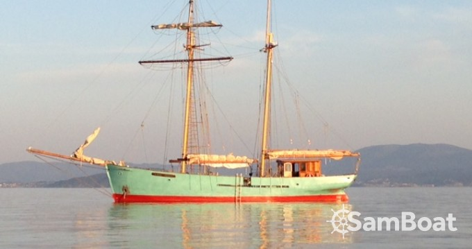 Jachthuur in Préveza - West Country schooner Traditional… via SamBoat
