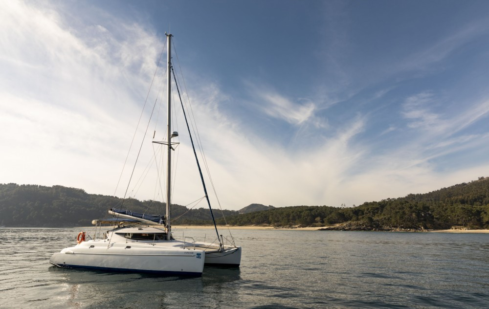 Catamaran te huur in Vigo voor de beste prijs