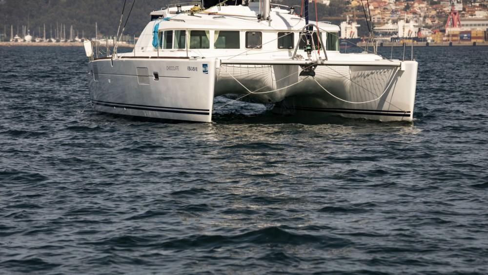 Jachthuur in Vigo - Lagoon Lagoon 440 via SamBoat