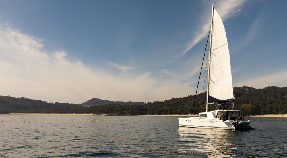 Huur Catamaran met of zonder schipper Lagoon in Vigo