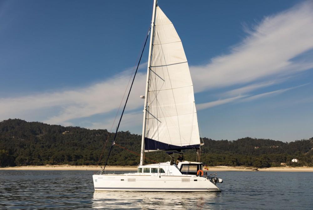 Bootverhuur Vigo goedkoop Lagoon 440