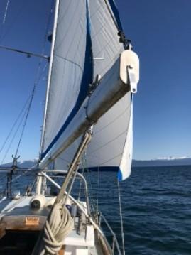Verhuur Zeilboot Skookum met vaarbewijs