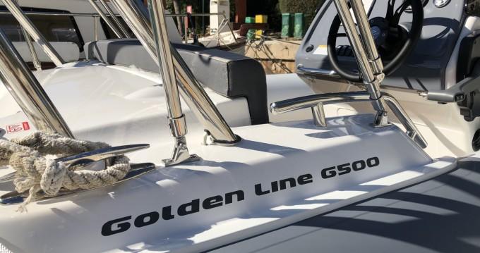 Verhuur Rubberboot Grand Boats met vaarbewijs