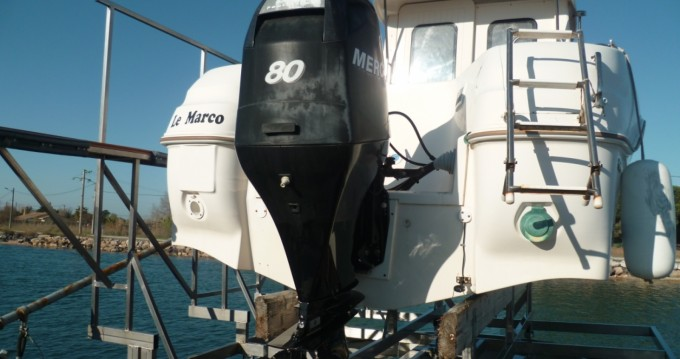 Quicksilver Quicksilver 580 Pilothouse te huur van particulier of professional in Marseillan