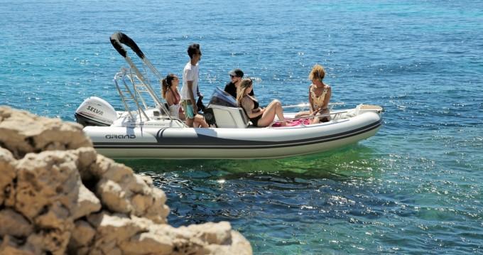 Huur een Grand Boats Golden Line G500LF in Badia de Santa Ponça