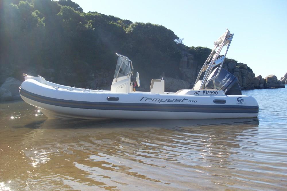 Bootverhuur Capelli Capelli 570 Luxe in Propriano via SamBoat
