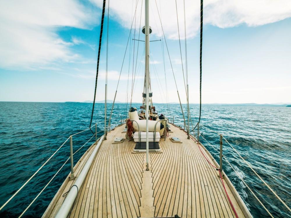Huur Zeilboot met of zonder schipper Galian in Greece