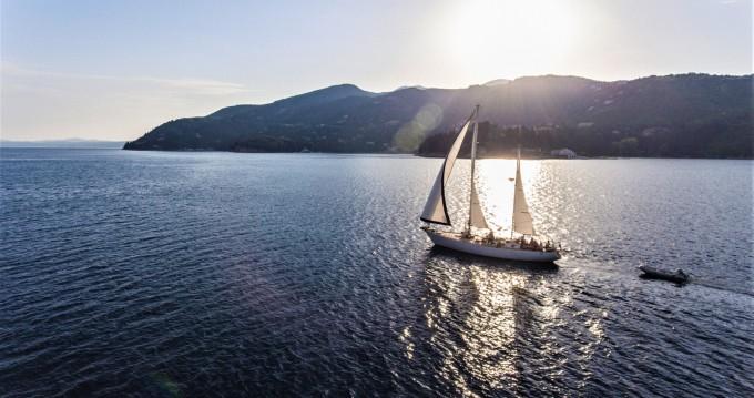 Huur Zeilboot met of zonder schipper Galian in Korfoe