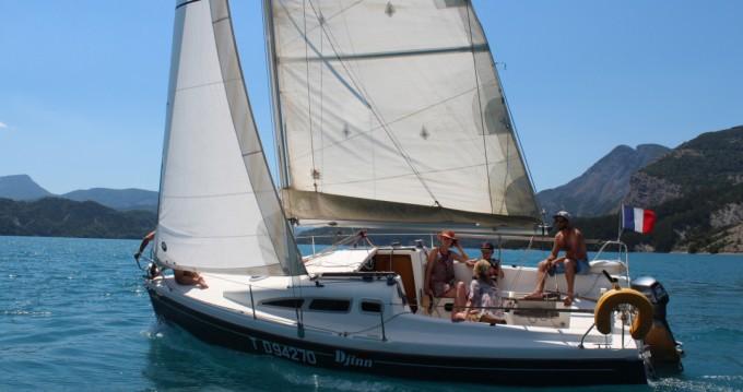 Zeilboot te huur in Pontis voor de beste prijs