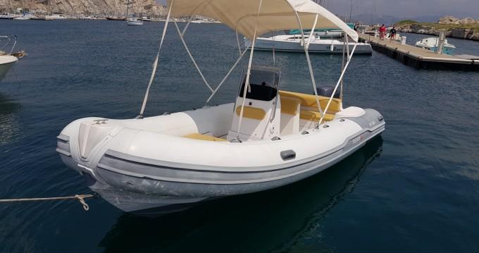 Verhuur Rubberboot in Marseille - Capelli Capelli 570