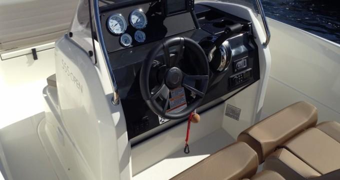 Huur Motorboot met of zonder schipper Quicksilver in Toulon