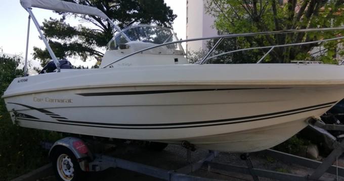 Motorboot te huur in Ajaccio voor de beste prijs