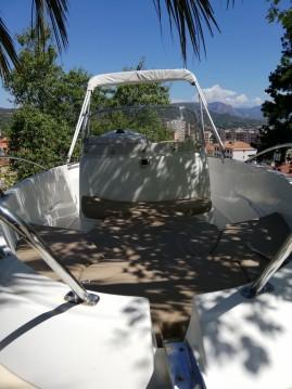 Verhuur Motorboot in Ajaccio - Jeanneau Cap Camarat 5.5 CC