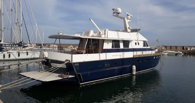 Bootverhuur Baglietto baglietto 20 in Pisciotta via SamBoat
