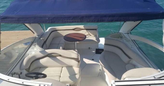 Huur Motorboot met of zonder schipper Doral in Korfoe