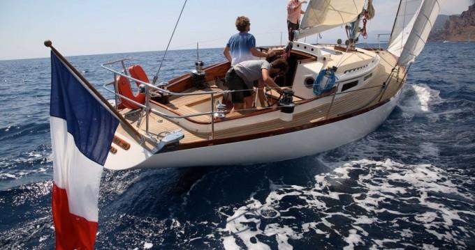 Zeilboot te huur in La Ciotat voor de beste prijs