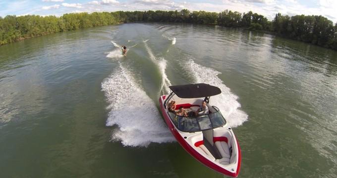 Verhuur Motorboot in Virelade - Axis T22