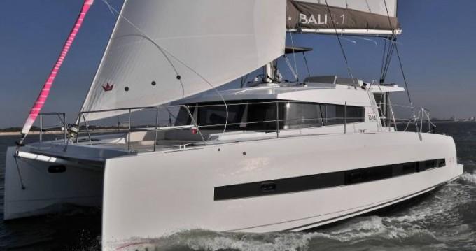 Bootverhuur Bali Catamarans Bali 4.0 in Barcelona via SamBoat