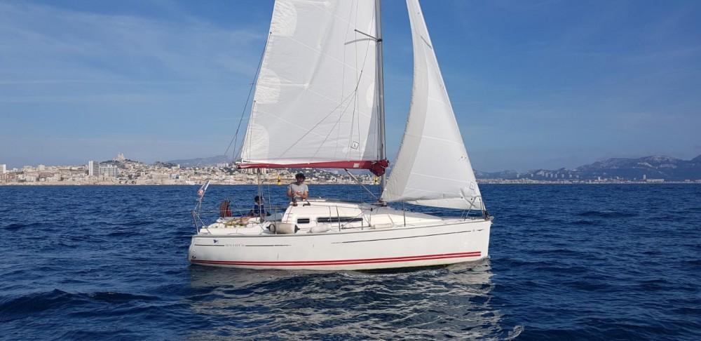 Bootverhuur Marseille goedkoop Sun Fast 26