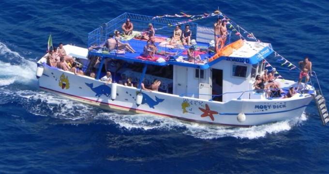 Motorboot te huur in Ponza voor de beste prijs