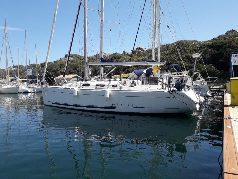 Verhuur Zeilboot in Santa Teresa Gallura - Bénéteau First 34.7