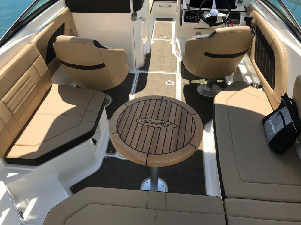 Sea Ray SPX 230 te huur van particulier of professional in